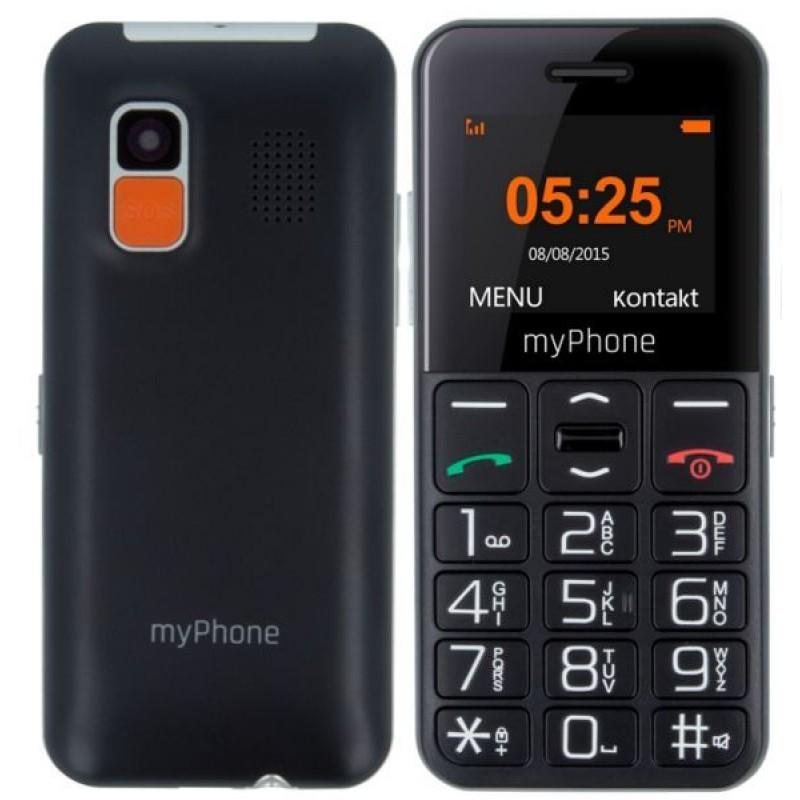 myPhone Halo Easy Мобилен Телефон (GSM)