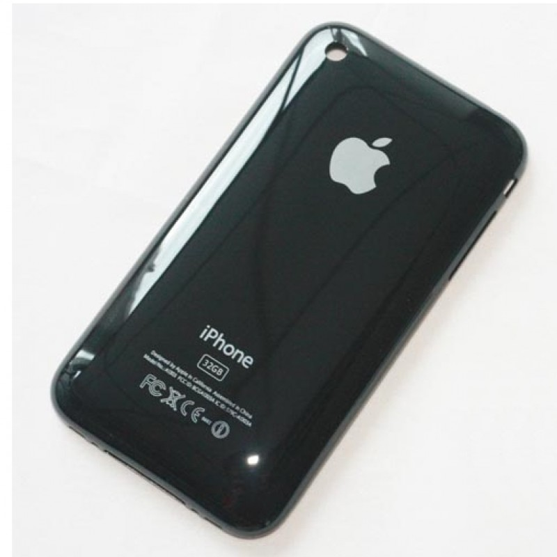 Оригинален Заден Капак за Apple iPhone 3GS 32GB Червен