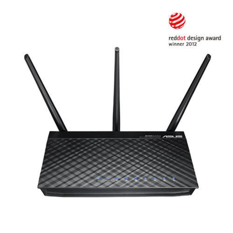 Asus DSL-N55U ADSL Wi-Fi Рутер с 2 USB Порта