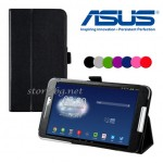 ASUS Fonepad 8 FE380CG Wallet Кожен Калъф + Протектор