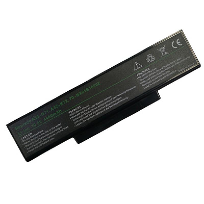 Батерия за Asus Asus K72, N71, K73, N71, N73, A32-K72 4400mAh