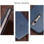 ASUS Zenfone 2 5.5inch ZE550ML Mofi Vintage Кожен Калъф и Протек