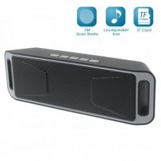 Bluedio Dual Horn 2x5W FM Тунер Блутут Колонка