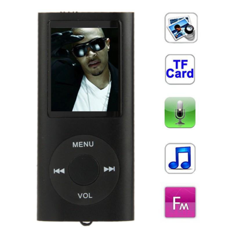 Bluedio MP850 MP3 Плеър Micro SD до 16GB