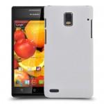 Huawei Ascend P1 Твърд Капак + Протектор