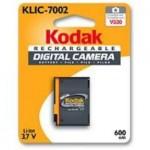 Kodak KLIC-7002 Литиево-йонна Батерия за Цифрови Фотоапарати