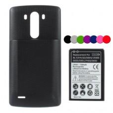 LG BL-53YH Усилена Батерия 7200mAh за LG G3