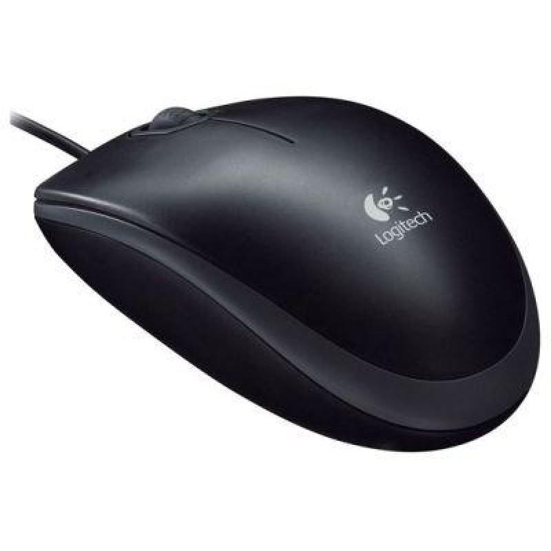 Logitech Mouse M100 USB Оптична мишка