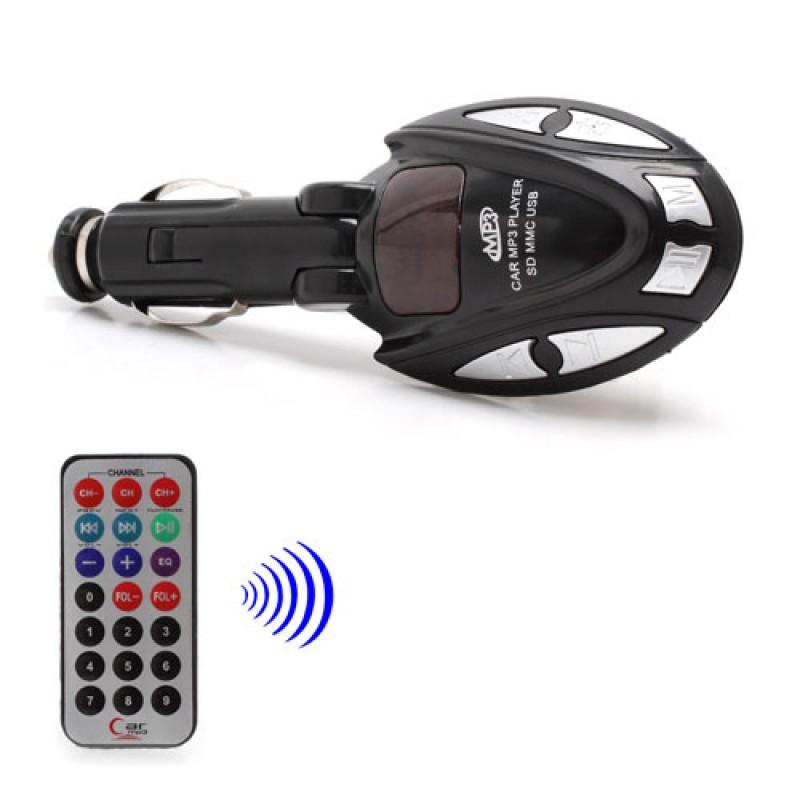 MP3-135 FM Трансмитер за Автомобил