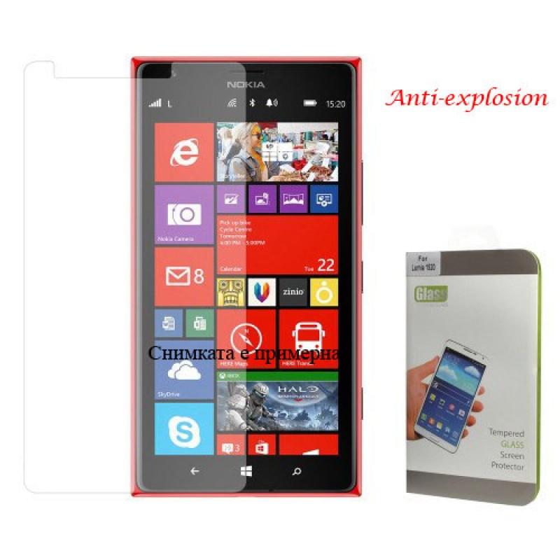 Nokia Lumia Стъклен Протектор от Химически Закалено Стъкло