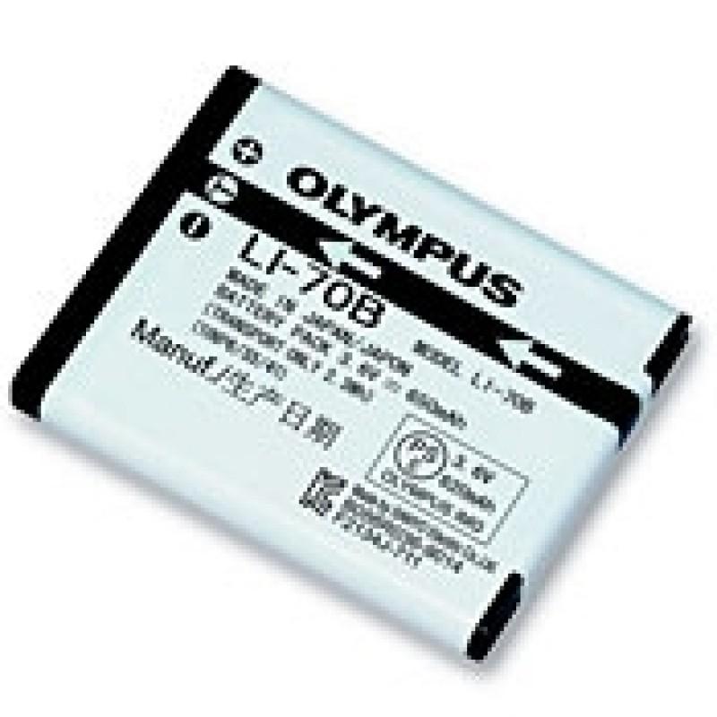 Olympus LI-70B  Батерия за Цифрови Фотоапарати