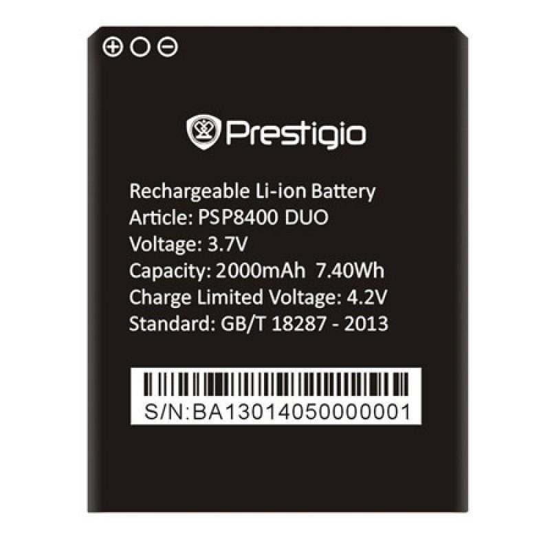 Prestigio PSP8400 DUO Батерия за MultiPhone PSP8400 DUO