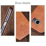 Samsung Galaxy S7 Mofi Кожен Калъф и Протектор