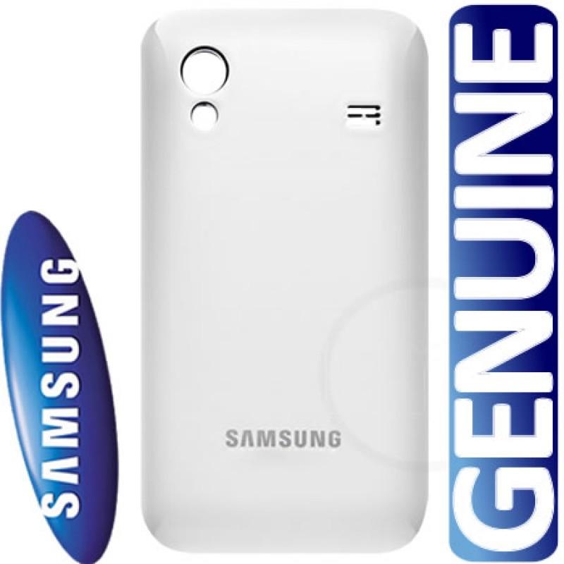 Оригинален Заден Капак Бял за Samsung Galaxy Ace S5830
