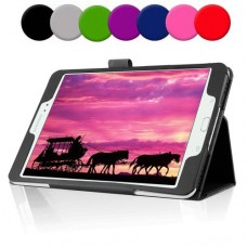 Samsung Galaxy Tab S2 8.0 T715 T710 Кожен Калъф и Протектор