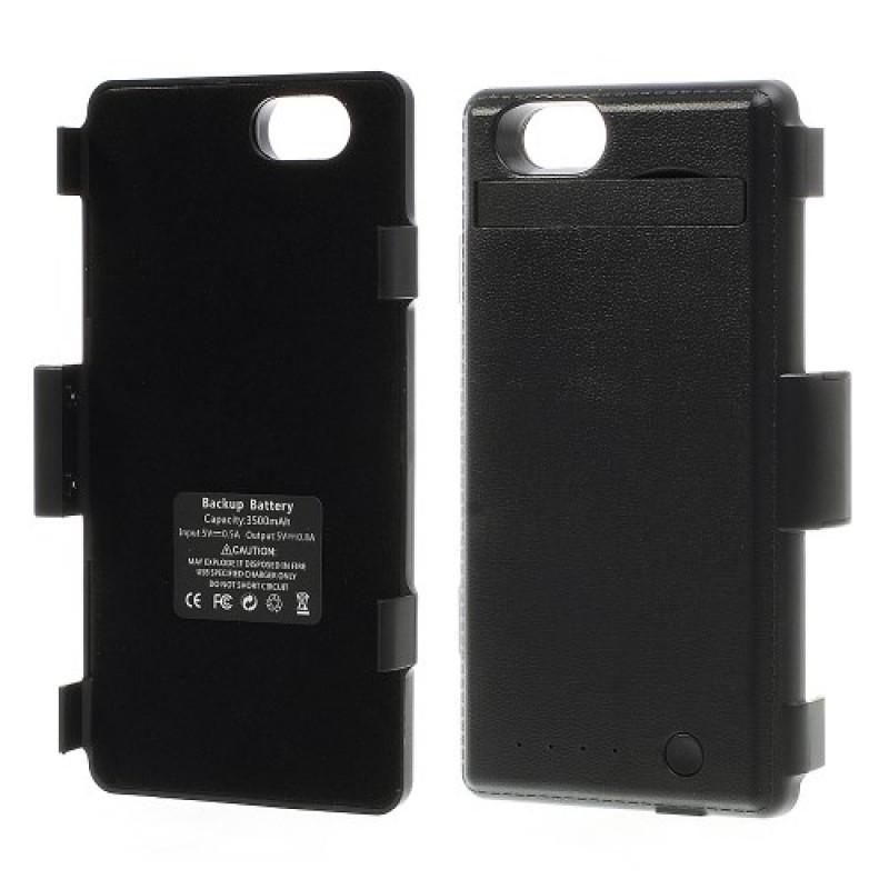 Калъф Батерия 3500mAh за Sony Xperia Z1 Compact D5503