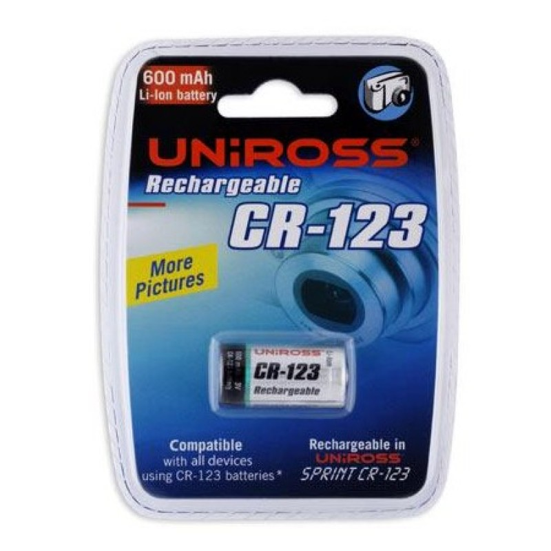 Uniross RB104592 CR-123 Батерия