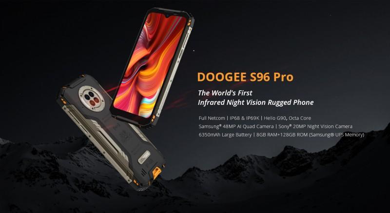 Doogee S96